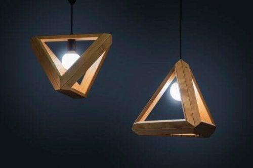 Geometrik Şekiller: Son Ev Dekorasyon Trendi