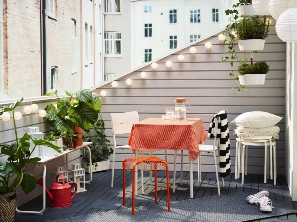 Ikea'nın Dikey Bahçe Koleksiyonu