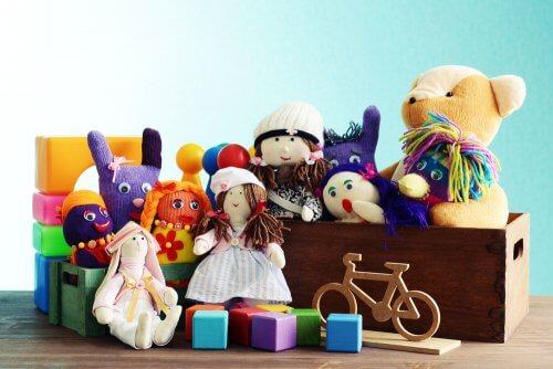 düzenli oyuncaklar