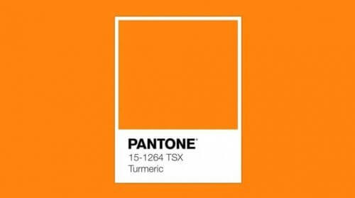 PANTONE 15-1264 Tumeric