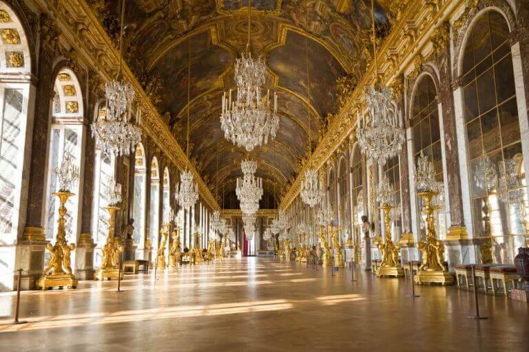 versay sarayı ve tarihi