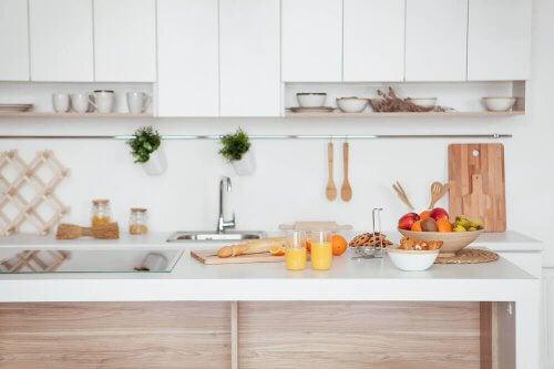 Mutfağınızı Geniş Göstermek İçin 10 Yöntem