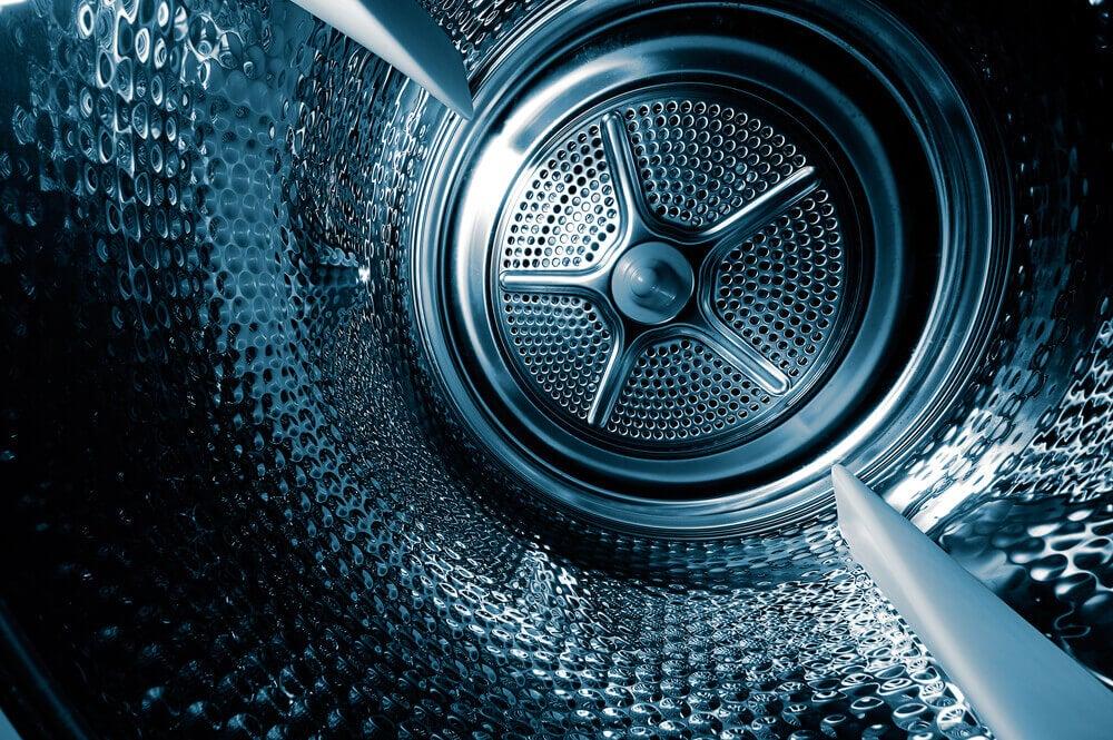 çamaşır makinesi iç görüntü