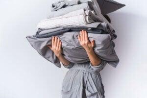 Doğru yatak yapmanın püf noktalarından biri de çarşaf takımı