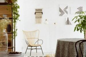 Boho mobilyalar