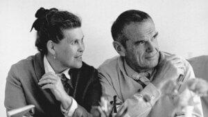 Tasarımcı çift Eames ailesi