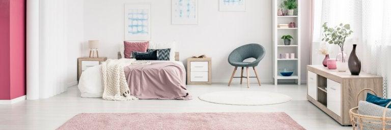 yatak odası yenileme projesi