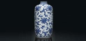 Yuan ve Ming kraliyet vazoları