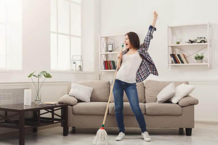 20'ye 10 Yöntemi: Temiz ve Düzenli Bir Ev İçin