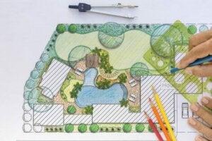 Bahçe krokileri