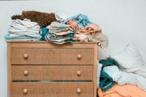 Yatak odasının düzeni