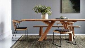 2020 için Japandi tarzı mobilyalar popüler