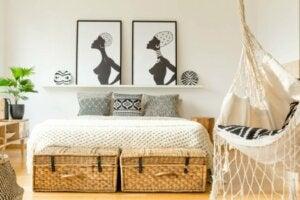 yatak odası düzeni için ip uçları