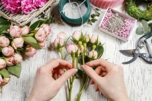 Yeni Kesilmiş Çiçekler İçin Bakım Önerileri