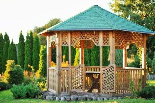 Bahçe Sığınakları: Bahçeye Çardak Kurmak