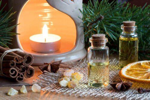 Doğal oda parfümleri