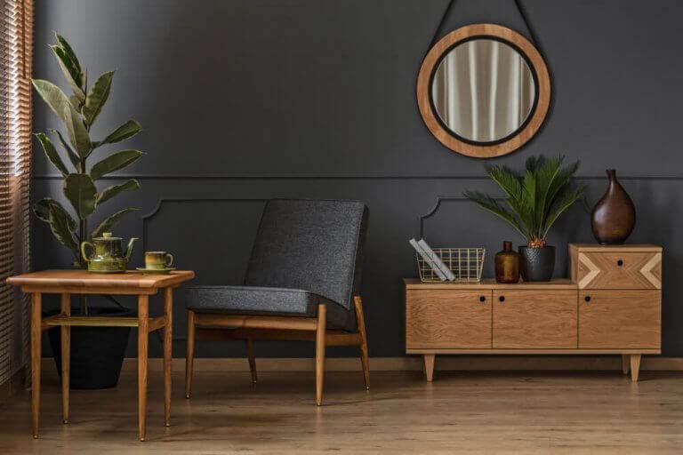 2020 yılında trend olacak ahşap mobilyalar