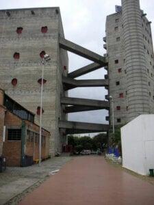 Pompei'deki SESC binası