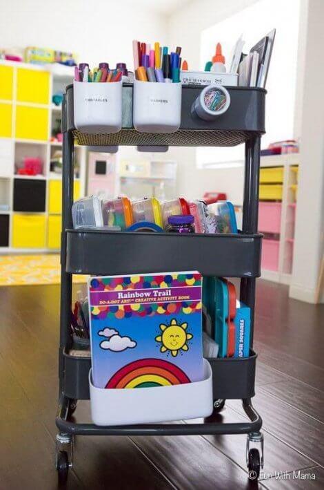 çocuk oyun alanı için kullanım