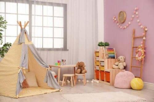 Çocuk Odası İçin Tercih Edebileceğiniz Aksesuarlar