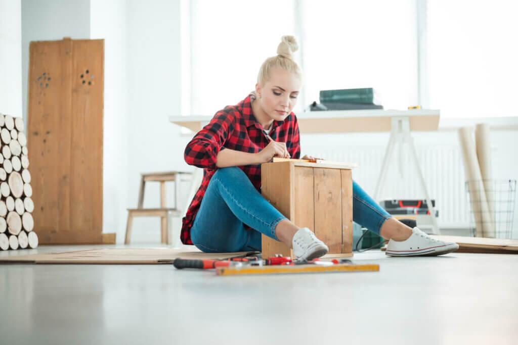 Evinizde Uygulayabileceğiniz 6 Kendin Yap Fikri
