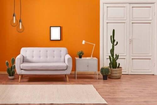 Çarpıcı 3 Duvar Rengini Keşfedin