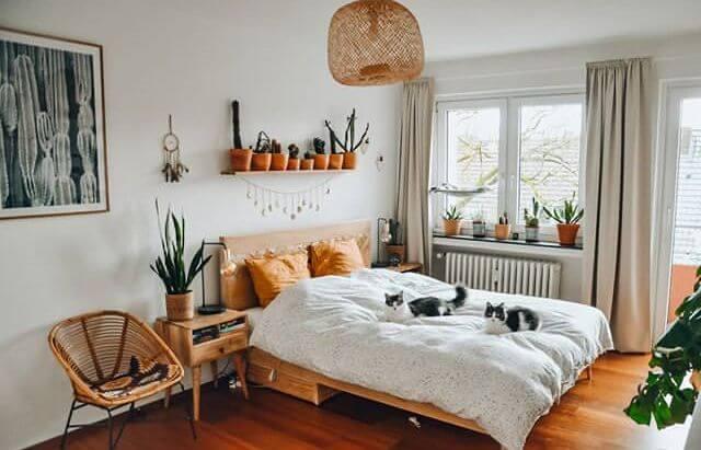 instagram yatak odası