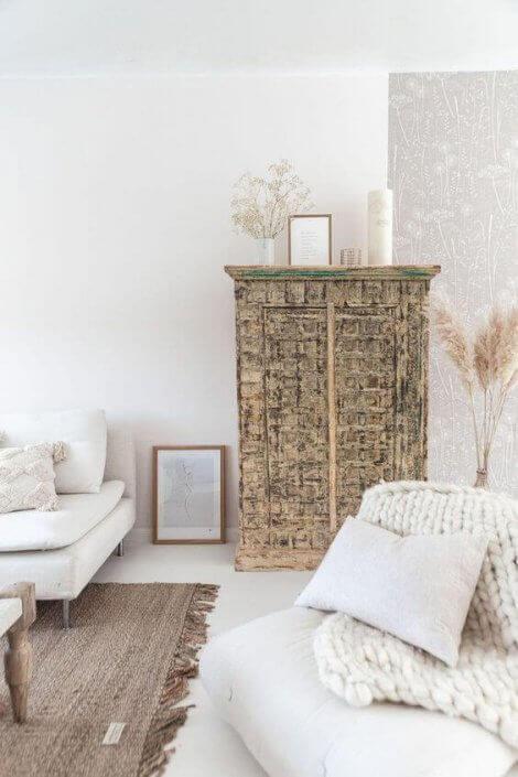 oryantal stil mobilya