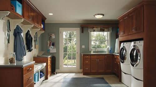 Kullanışlı Bir Çamaşır Odası Nasıl Oluşturulur?