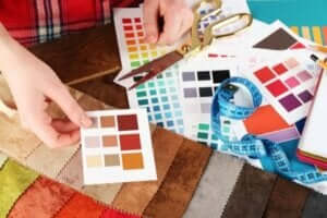 İç tasarımcı doğru renkleri bilmeli.