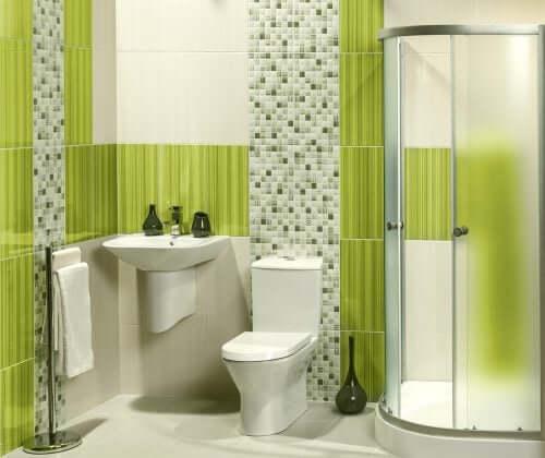 Banyoda kullanılacak renkler