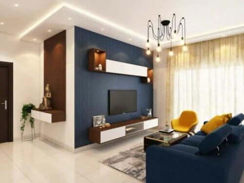 Evinizi Yenilemek İçin Soğuk Renkleri Deneyin