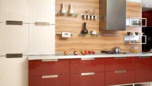 Mutfak malzemelerini dekore etmek.
