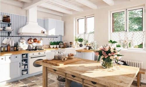 Nostaljik Bir Mutfak Yaratmanın Anahtarı