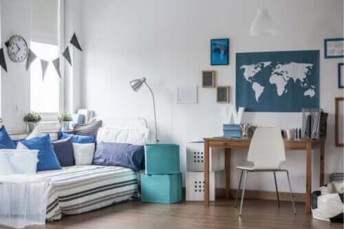 Genç çocuğunuzun odasını dekore ederken dikkat etmeniz gerekenler