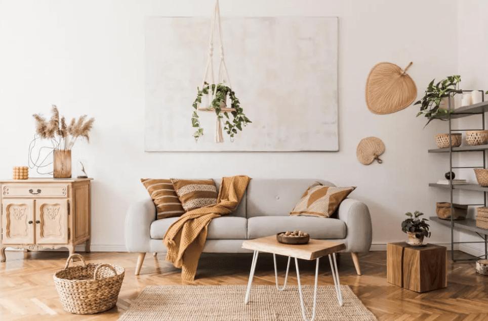 Bambu Sehpa, İç Tasarımda Bir Yenilik