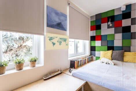 yatak odası, mobilya