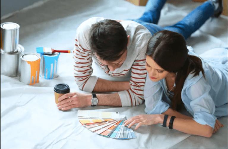Boya Kılavuzu: Boya Rengi Seçme Grafiği
