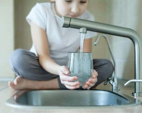 Bir Su Arıtma Sistemi: Kalite ve Sağlık