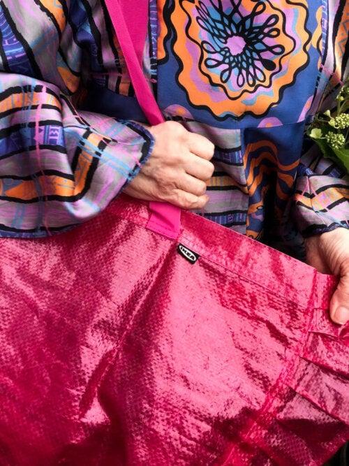 Zandra Rhodes ve IKEA İşbirliği: KARISMATISK