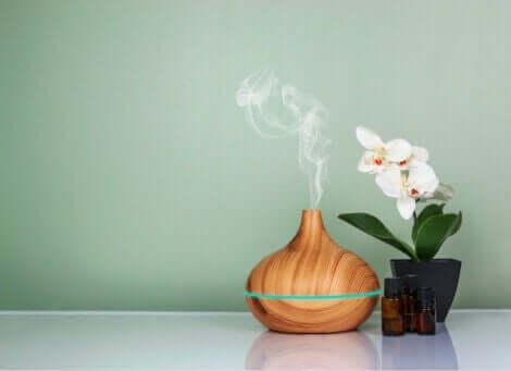 Hava nemlendirici ile odanızın havasını düzenleyin.