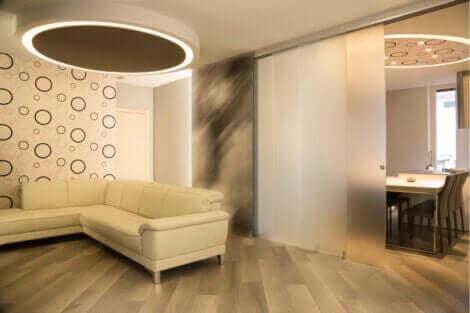 Evleriniz için oturma odası tasarımları.
