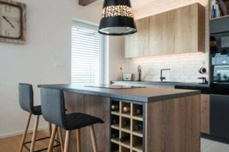 Mutfağınız için Ahşap Mobilyalar
