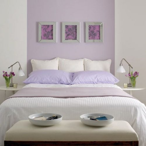 The Lavender Trend for Bedrooms