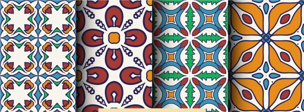 Hydraulic Tiles: a Touch of Inspiration