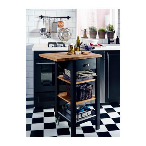 Stenstorp kitchen cart.