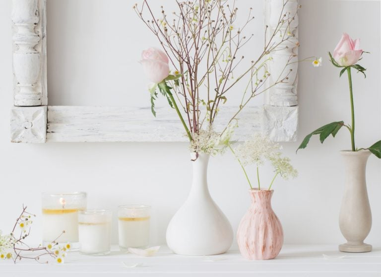 4 Different Types of Vases for your Entrance Hall