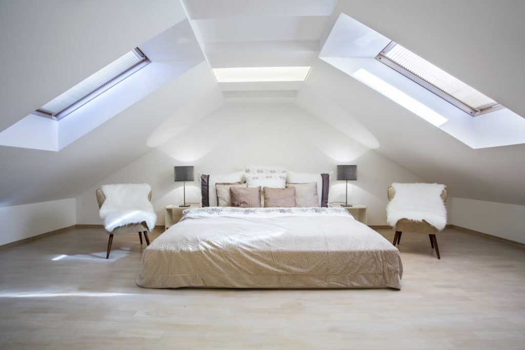 The Keys to Decorating your Attic