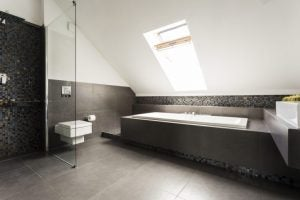 You could even make your attic into a second bathroom.
