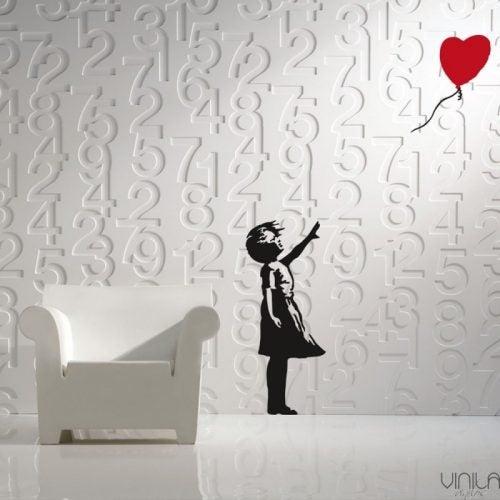 Decal Banksy Variety